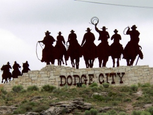 dodge_city_point_of_rocks_cowboy_sillouettes