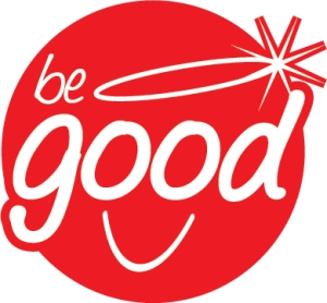 be-good-logo