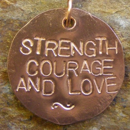 Courage And Strength Insightbyseymour